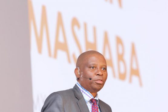 Joburg mayor Herman Mashaba. Picture: Moneyweb