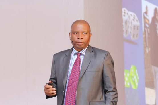Joburg mayor Herman Mashaba unveils R20bn property investment project for City of Johannesburg. Picture: Moneyweb