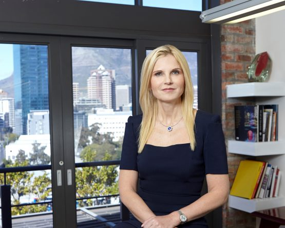 Sygnia CEO Magda Wierzycka said the UK's highly-regulated financial and investment industry is the next growth vector for the company. Picture: Supplied
