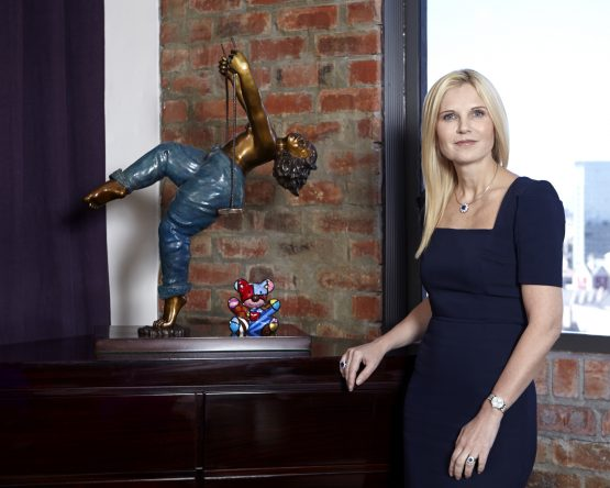 Sygnia CEO Magda Wierzycka's offer will expire at the end of February. Picture: Supplied