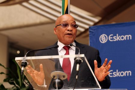Zuma says not opposed to inquiry into corruption allegations