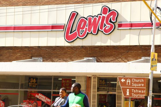 Lewis Group improved by merch sales. Picture: Moneyweb