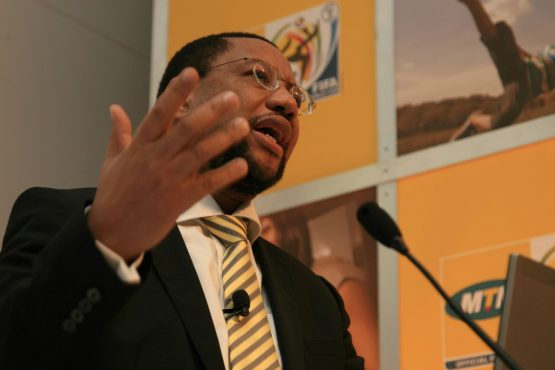 Phuthuma Nhleko, AfriSam chairman. With Fairfax walking away from the PPC-AfriSam merger, AfriSam's debt reduction ambitions hang in balance and existing shareholders might be requested to take on the debt load again. Picture: Moneyweb