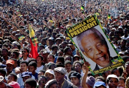 Why the 'loss of faith' in heroes like Mandela may not be such a bad thing
