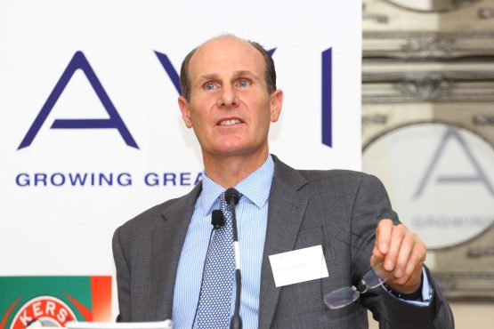 AVI CEO Simon Crutchley (pictured) says tough trading conditions may get worse well into 2018. Picture: Moneyweb