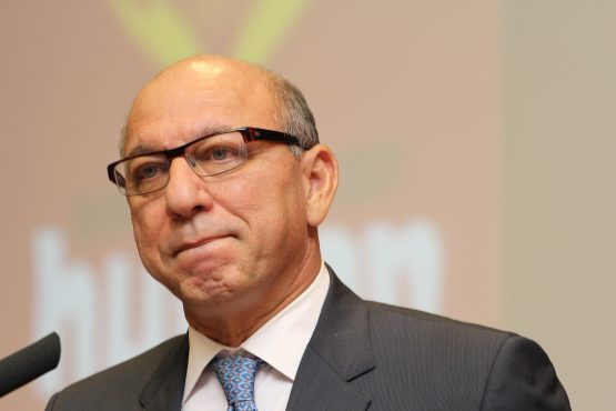 Trevor Manuel, who was finance minister from 1996 to 2009 and also served briefly in the presidency of the Zuma administration until 2014, is now calling the Zuma presidency 'a total disaster'. Picture: Moneyweb