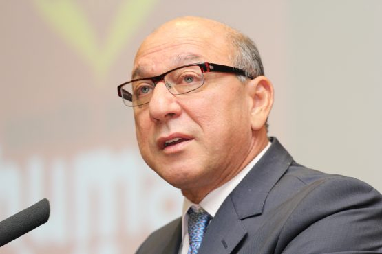 When finance minister Malusi Gigaba delivers the budget speech in February next year, National Treasury estimates debt-to-GDP would have reached 47%, compared to 33% when Trevor Manuel (pictured) was finance minister in 2002. Picture: Moneyweb