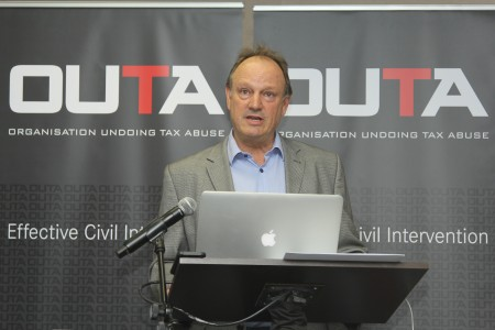 E-tolls: Outa has 'enough' funds to defend members