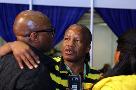 Senior ANC politician urges party leaders to quit