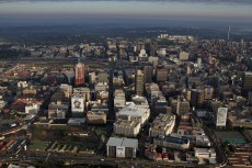 World Bank cuts South Africa's 2017 growth forecast