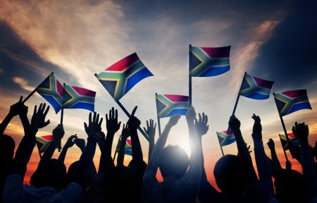 Be proactive in shaping South Africa