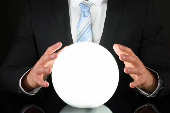 Advisers don't have a crystal ball to see what the future holds. Picture: Shutterstock