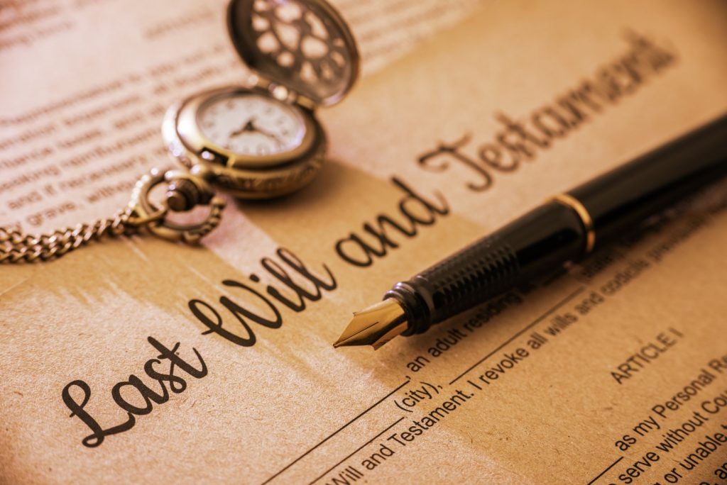 Estate planning 101: where there's a will, there's a way
