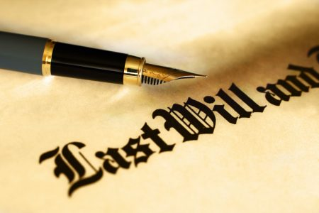 A will: the most important document you'll sign