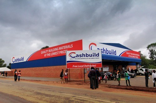 Building materials retailer Cashbuild reported a 3% increase in revenue to R5.563bn in the six months to end-December. Picture: Supplied