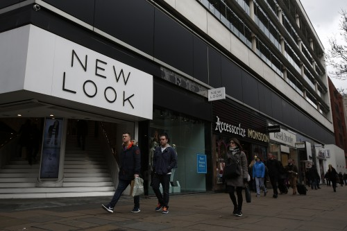 The saving grace for New Look and Brait, unlike an Edcon for instance, is that they have the liquidity to continue. Picture: Simon Dawson/Bloomberg