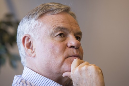 Shareholders are particularly concerned about a possible conflict of interest on the part of chairman, Koos Bekker. Picture: Halden Krog/Bloomberg