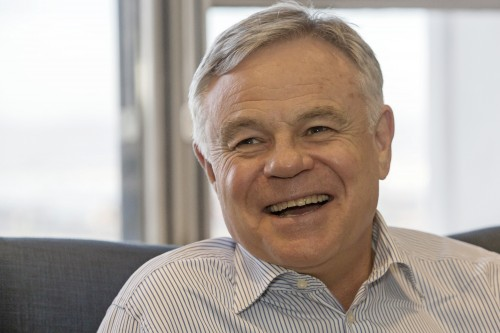 Naspers chairman Koos Bekker denies suggestions of MultiChoice impropriety. Picture: Halden Krog/Bloomberg