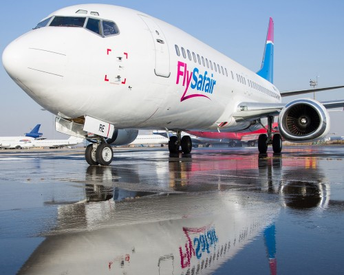 Domestic Airlines Operating At 6 Capacity Flysafair Ceo Moneyweb