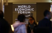 Davos elites struggle for answers as Trump era dawns
