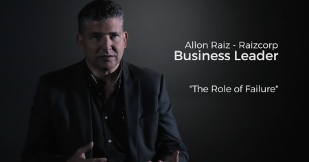 Business leadership: The role of failure