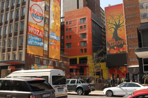 South Point's inner city student accommodation offers good value. Picture: Moneyweb