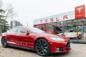 Automakers plan electric car blitz even as Tesla burns billions