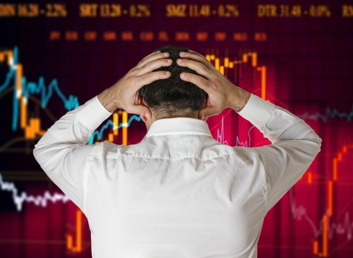 Market experts predict an increasingly bumpier ride in the near future. Picture: Shutterstock