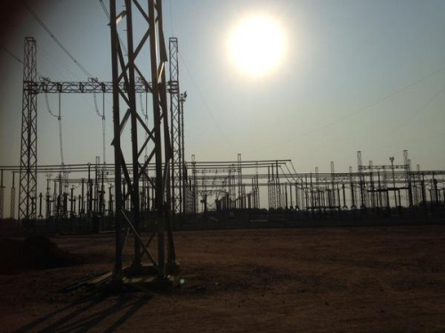 Medupi high voltage station has been completed
