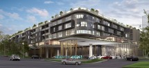 Houghton: A new magnet for apartment developments?