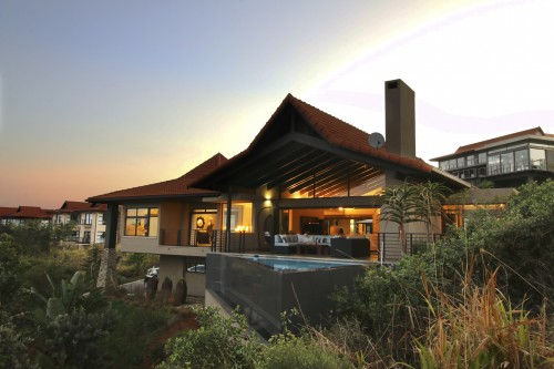 Zimbali Coastal Estate is located on Durban's Dolphin Coast. Estates like Zimbali are likely to benefit from the relocation trend. Picture: Supplied