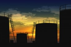 West Africa crude trading slows