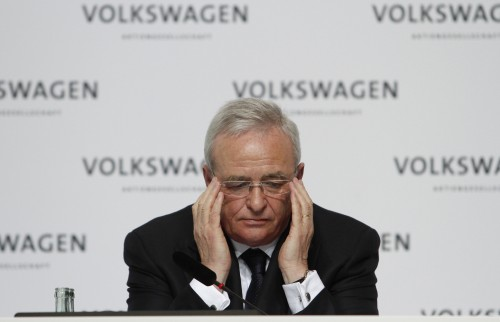 Volkswagen ex-CEO charged with fraud in diesel emissions scandal