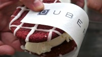 Your next Uber ride may have a minifridge stocked with snacks