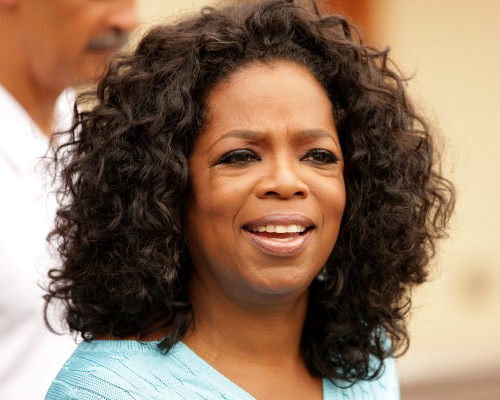 Winfrey won't sell any more shares this year, company says. Picture: Matthew Staver/Bloomberg