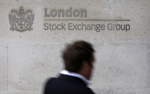 Britain's LSE agrees $27bn Refinitiv deal to form data giant