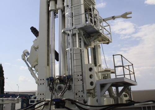 Master Drilling's RD8 raise borer. Image: Supplied