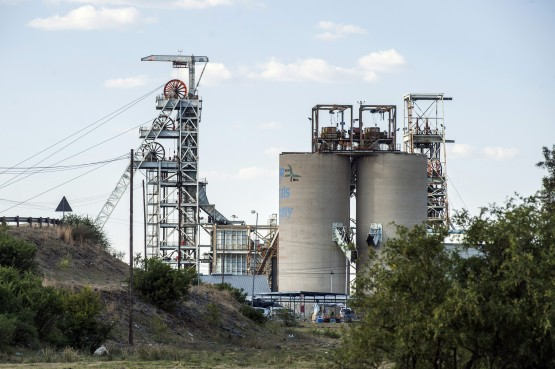 Solidarity says it has overwhelming support for a strike at Lonmin. Picture: Bloomberg