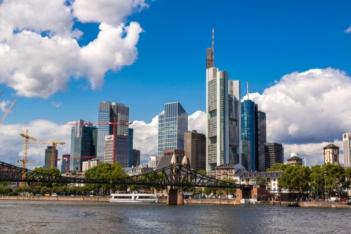 Germany's economy may be heading towards a technical recession. Image: Shutterstock