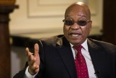 Political turmoil in South Africa roils rand to rate bets