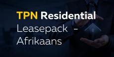 TPN Residential Leasepack Afrikaans