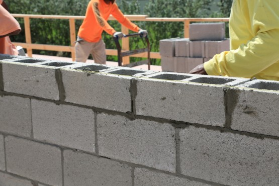 The manufacture of bricks was halted for three months during the Covid-19 lockdown, and it's four- to six-month process. Image: Shutterstock