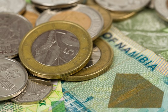 Namibia's economy is forecast to contract for the third straight year in 2019 and has partly been dragged down by anemic growth in South Africa. Image: Shutterstock
