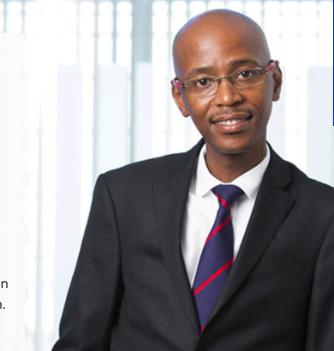 Adapt IT CEO, Sbu Shabalala. Picture: Supplied