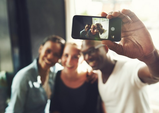 FNB introduces a selfie enabled bank account. Picture: Shutterstock