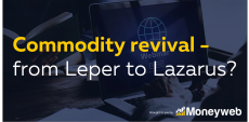 Webinar: Commodity revival – from Leper to Lazarus?