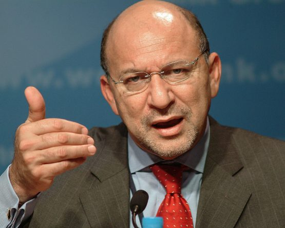 Trevor Manuel, Old Mutual chairman.The feud has been marked by accusations and counter-allegations of conflicts of interest by both parties. Picture: Bloomberg