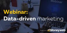 WEBINAR: Data-driven marketing recording