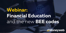 WEBINAR: Financial Education and the new BEE codes recording