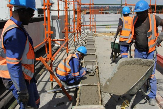Biggest SA cement maker sees demand boost from Ramaphosa